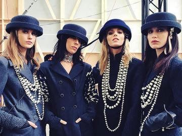 Femmes Mode Chanel