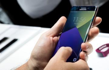 High-Tech High-Tech Galaxy Note 7: Pas sûr que le problème soit la batterie, selon Samsung