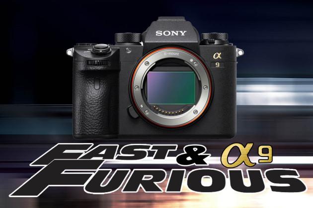 High-Tech High-Tech Sony Alpha A9, la mitrailleuse à photos la plus performante du monde