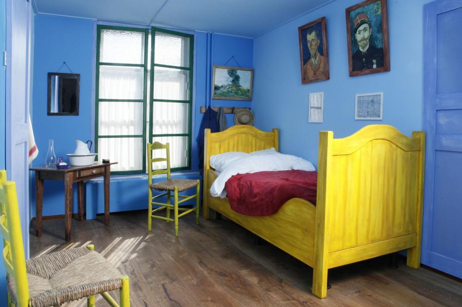 Tourisme Tourisme Dormir dans un tableau de Van Gogh
