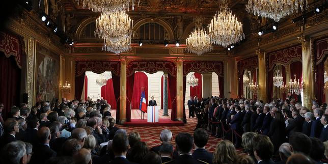 Actualite Actualite Emmanuel Macron a été investi officiellement 8eprésident de la Ve République
