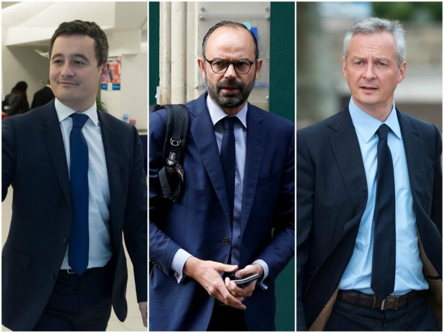 Actualite Actualite Les Républicains cassés: le gouvernement Philippe acte la refondation Macron
