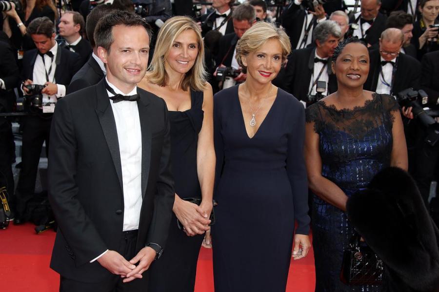 Actualite Actualite Manuel Valls, NKM, Christian Estrosi... Le festival des politiques sur les marches de Cannes
