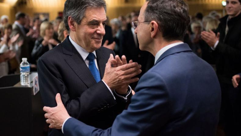 Actualite Actualite Finalement François Fillon va garder la présidence de Force Républicaine