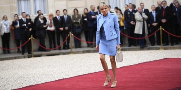 Actualite Actualite Brigitte Macron s'installe à l'Élysée
