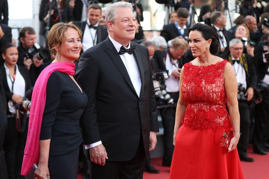 Actualite Actualite Ségolène Royal, vedette d'un soir à Cannes