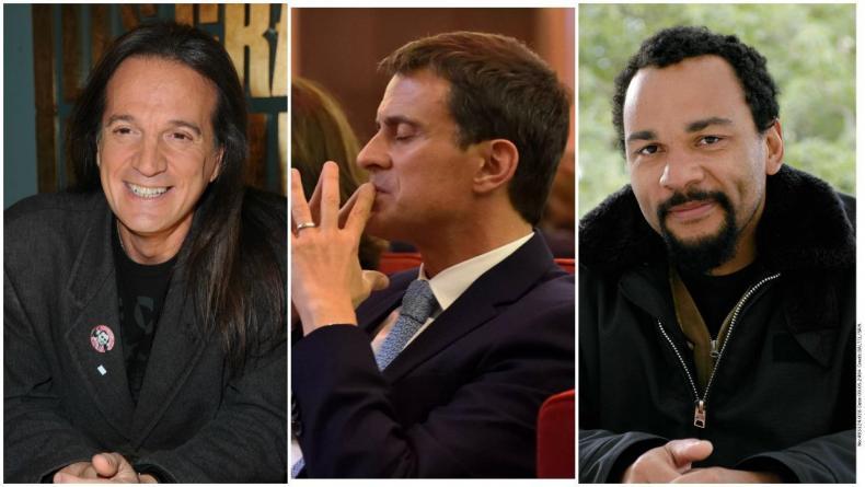 Actualite Actualite ieudonné, Francis Lalanne...la circonscription de Valls ou le neuvième cercle de l'enfer