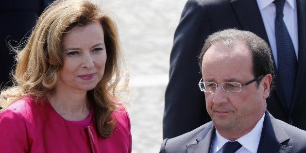Actualite Actualite Valérie Trierweiler a pardonné François Hollande