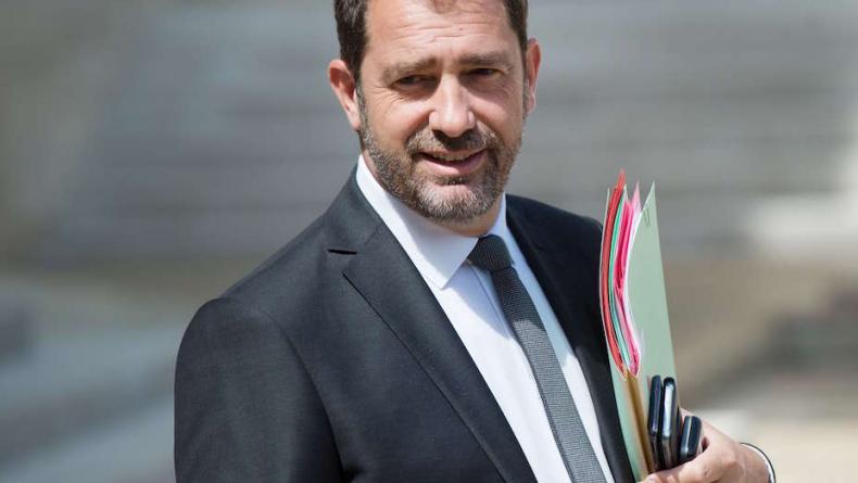 """Actualite Actualite Christophe Castaner, castagneur en mission : """"J'ai de l'amour pour Macron"""""""