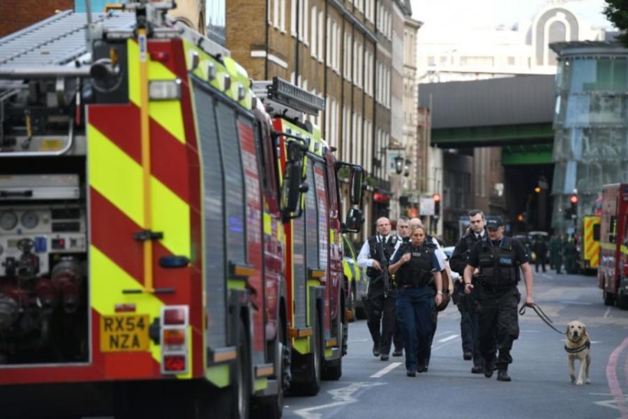 International International Attentat de Londres : la police procède à de nouvelles perquisitions et arrestations