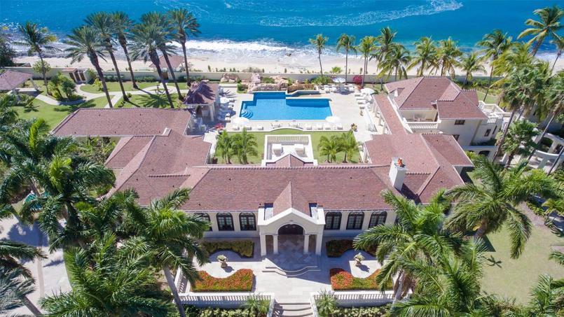 Actualite Actualite Pourquoi Trump prend de gros risques en vendant cette villa aux Antilles