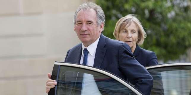 Actualite Actualite En direct : François Bayrou et Marielle de Sarnez quittent le gouvernement