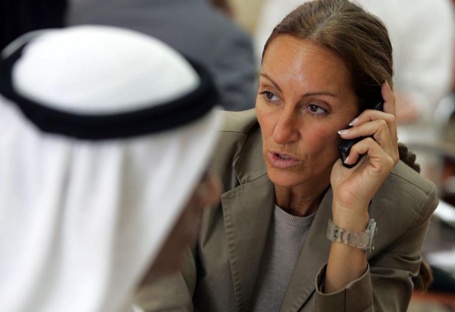 Actualite Actualite La journaliste Véronique Robert blessée en Irak est décédée