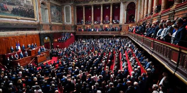 Actualite Actualite Ce qu'il faut retenir des annonces de Macron devant le Congrès