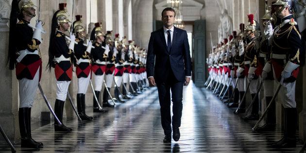 Actualite Actualite Au congrès de Versailles, Macron livre un prologue sans souffle mais qui servira de référence