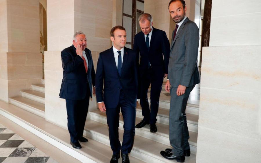 Actualite Actualite Pour Edouard Philippe, c'est jour de grand oral à l'Assemblée nationale
