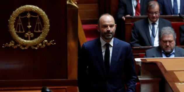 Actualite Actualite Philippe à droite dans ses bottes dans son discours de politique générale