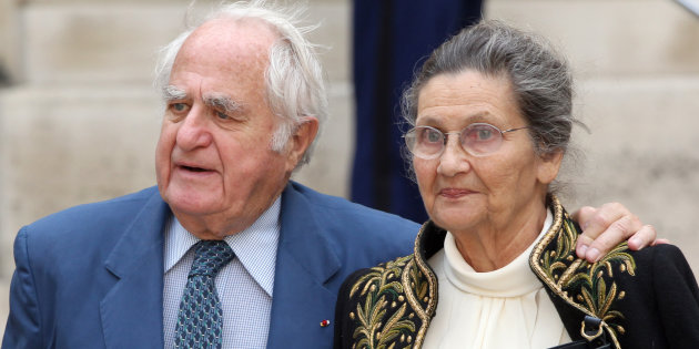 Actualite Actualite Avant Simone et Antoine Veil, deux autres couples inséparables sont entrés au Panthéon