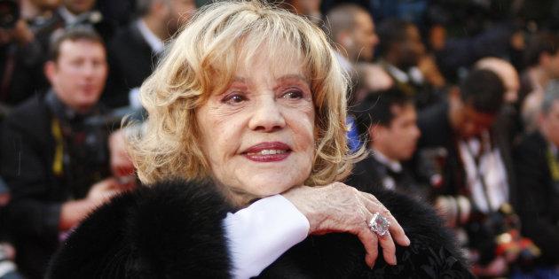 Actualite Actualite Jeanne Moreau est morte