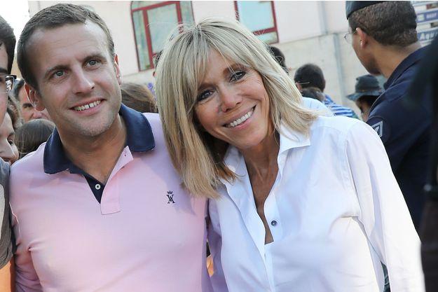 Actualite Actualite Emmanuel et Brigitte Macron sont en vacances à Marseille