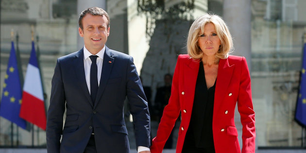 Actualite Actualite Mais pourquoi l'âge de Brigitte Macron dérange tant