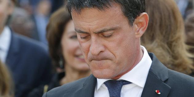 """Actualite Actualite Né à Barcelone, Manuel Valls se dit """"bouleversé"""" par l'attentat des Ramblas"""