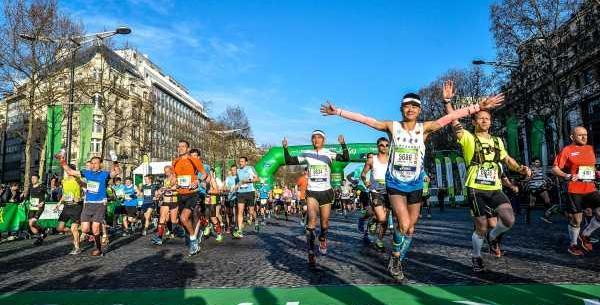 Sports Sports 42e Schneider Electric Marathon de Paris le dimanche 8 avril 2018 : les inscriptions sont ouvertes !