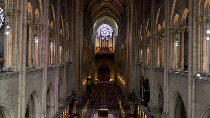 Paris Paris Notre-Dame de Paris, au cœur de la cité