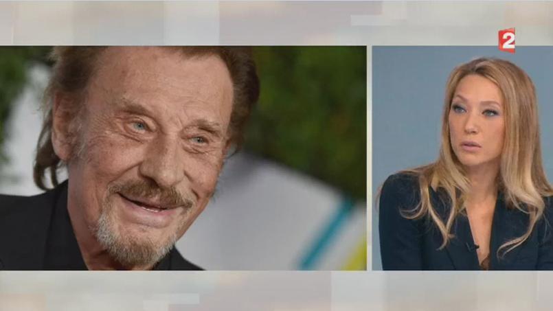 Actualite Actualite Laura Smet donne des nouvelles de son père Johnny Hallyday : «Les résultats sont bons»