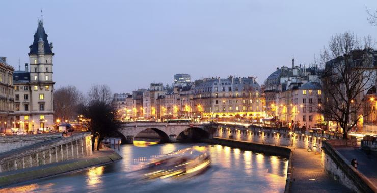 Paris Paris Paris désignée capitale européenne de l'innovation 2017