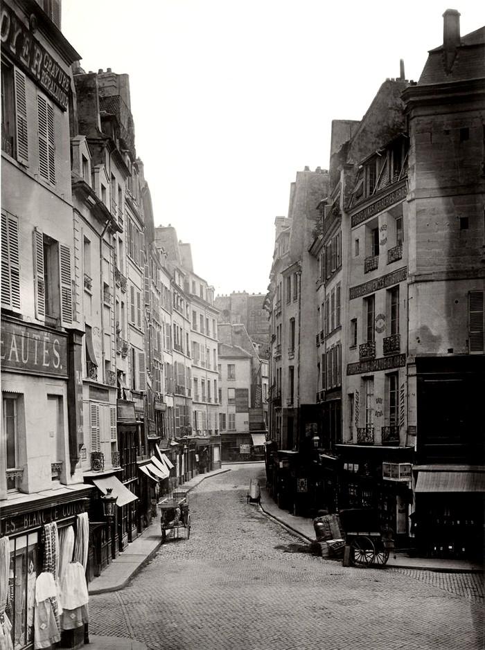 Culture Culture Les rues de Paris photographiées
