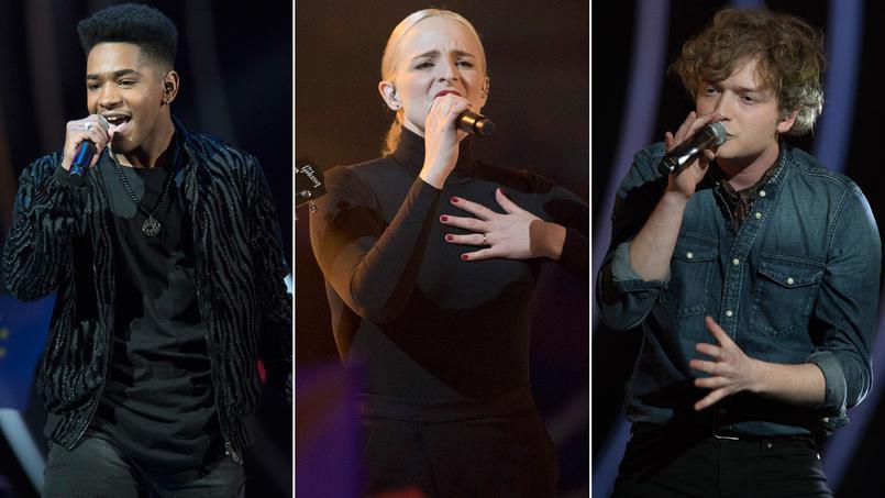 Actualite Actualite Destination Eurovision : Lisandro, Madame Monsieur et Malo' ont la cote