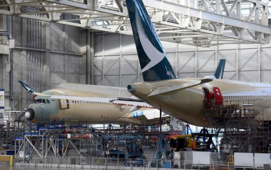 Tourisme Tourisme Airbus : 3 720 postes supprimés en Europe, dont 470 en France