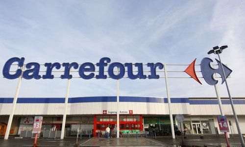 Paris Paris Mi-séance Paris : Carrefour reste en panne de croissance