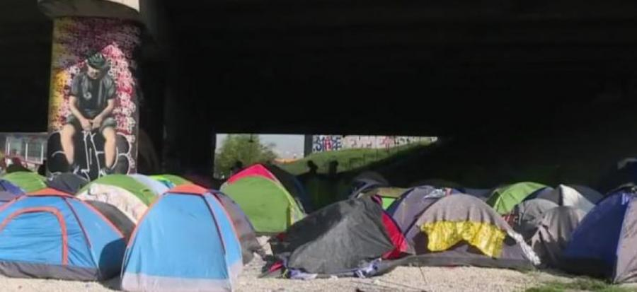 Paris Paris Migrants à Paris : l'impuissance des autorités