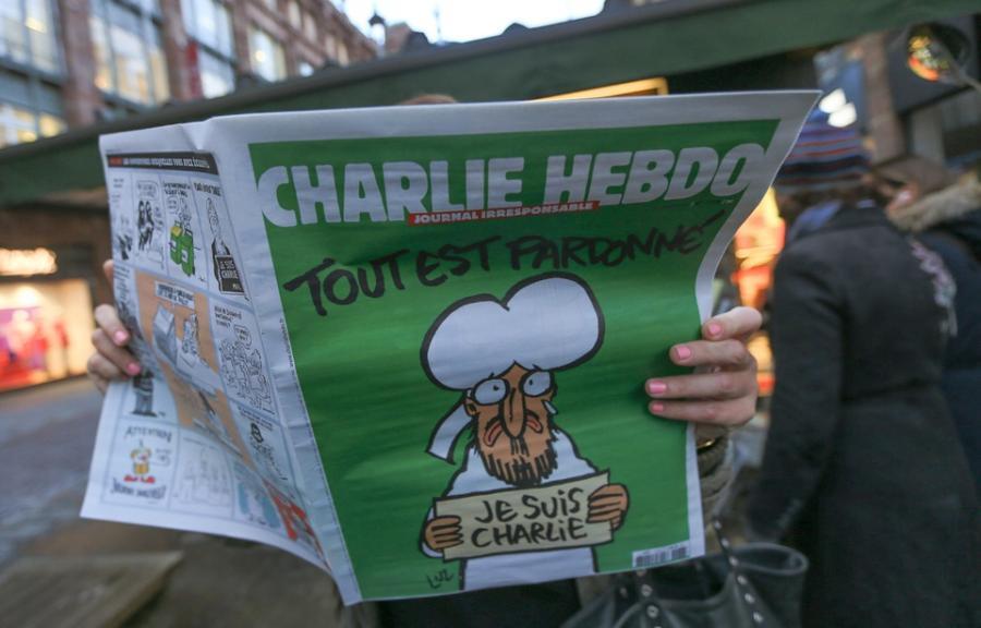 Culture Culture VIDEO. Attentat à «Charlie Hebdo»: Dessins, lettres d'amour ou d'insultes... Le journal veut donner ses documents aux Archives de Paris