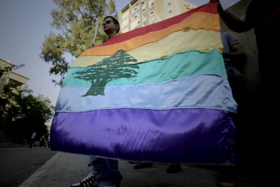 Actualite Actualite Le Liban organise la première Gay Pride du monde arabe
