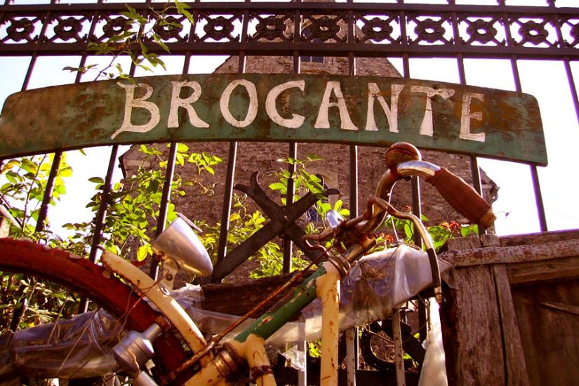 Actualite Actualite Les brocantes et vide-greniers ce week-end du 28 et 29 Juillet 2018 à Paris