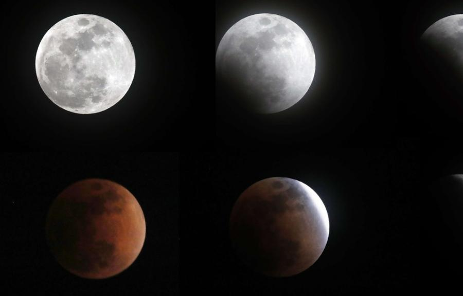Actualite Actualite La plus longue éclipse de Lune du XXIè siècle, c'est ce vendredi soir!