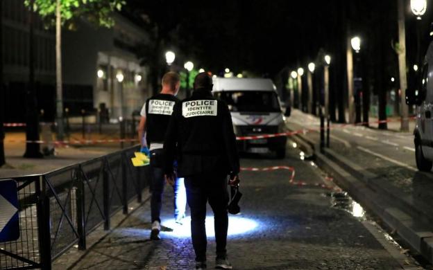 Paris Paris Attaque au couteau à Paris : «J'ai cru que j'allais mourir»