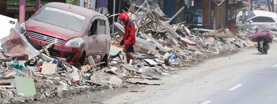 International International Indonésie : jusqu'à 5 000 personnes présumées disparues dans deux sites dévastés par le séisme qui a frappé les Célèbes