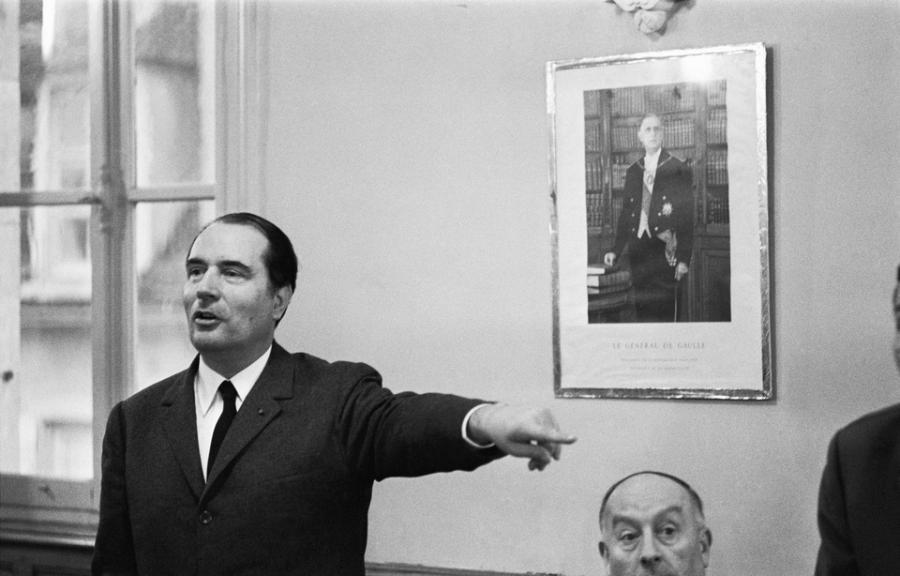 Culture Culture Une petite partie de la bibliothèque de François Mitterrand mise aux enchères
