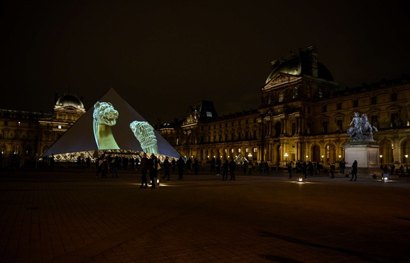 Culture Culture Musée du Louvre: Désormais, des nocturnes gratuites le samedi soir, une fois par mois