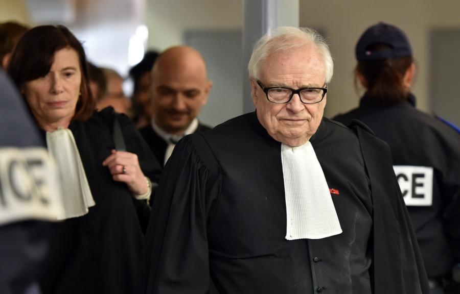 Paris Paris «Gilets jaunes» : «Nous ne pouvons pas accepter les arrestations préventives», tonne l'avocat Henri Leclerc