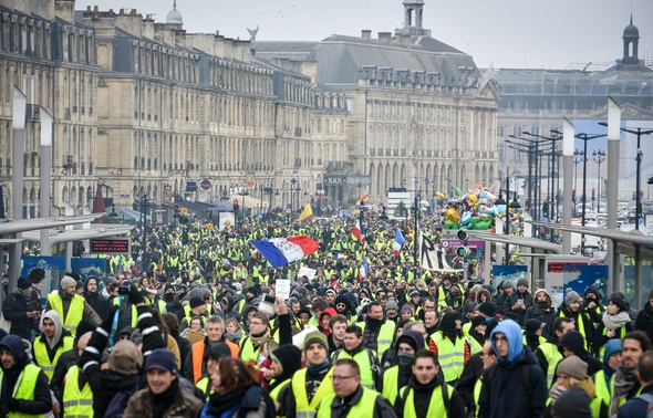 Actualite Actualite «Gilets jaunes»: A quoi faut-il s'attendre ce samedi pour «l'acte 9» de la mobilisation?