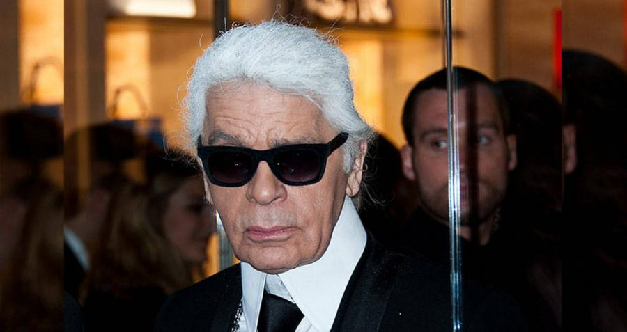 Actualite Actualite Le couturier Karl Lagerfeld est mort