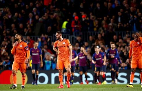 Sports Sports Barcelone-OL: «On a eu du mal à exister»… Cette claque historique peut-elle laisser des traces à Lyon?
