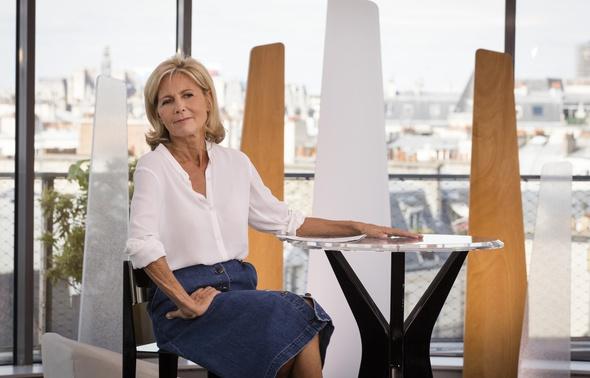 Paris Paris Remaniement: Claire Chazal a refusé le poste de ministre de la Culture