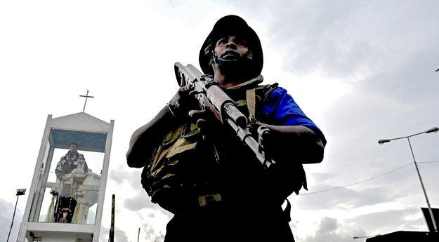 International International Sri Lanka : le groupe État islamique revendique les attentats qui ont fait au moins 320 morts