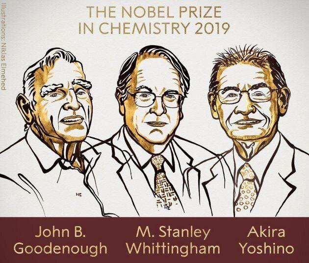 International International Le prix Nobel de chimie attribué à un Américain et deux Japonais